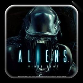 aliens slots játék