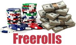 Póker Freeroll Versenyek