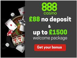 888 Casino bónusz