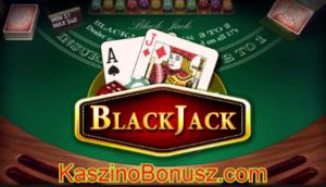 Blackjack játék